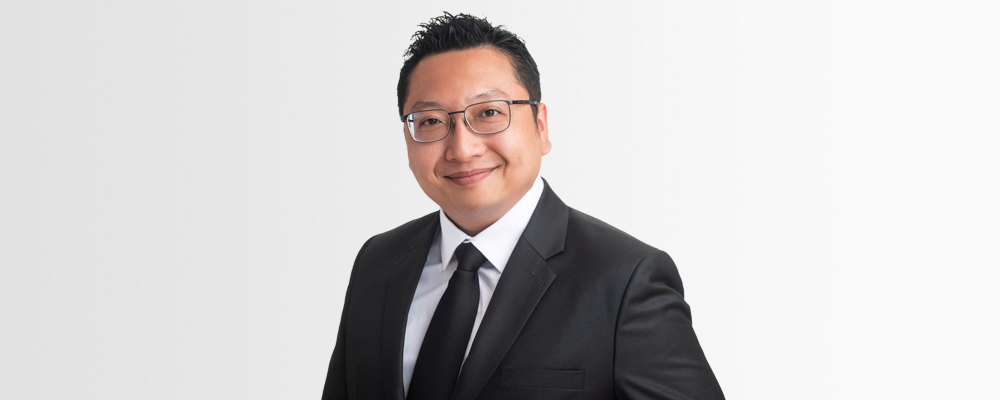 Consultant Brian Wong
