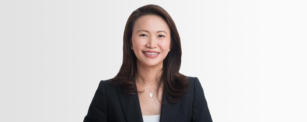 Consultant Cecelia Koh