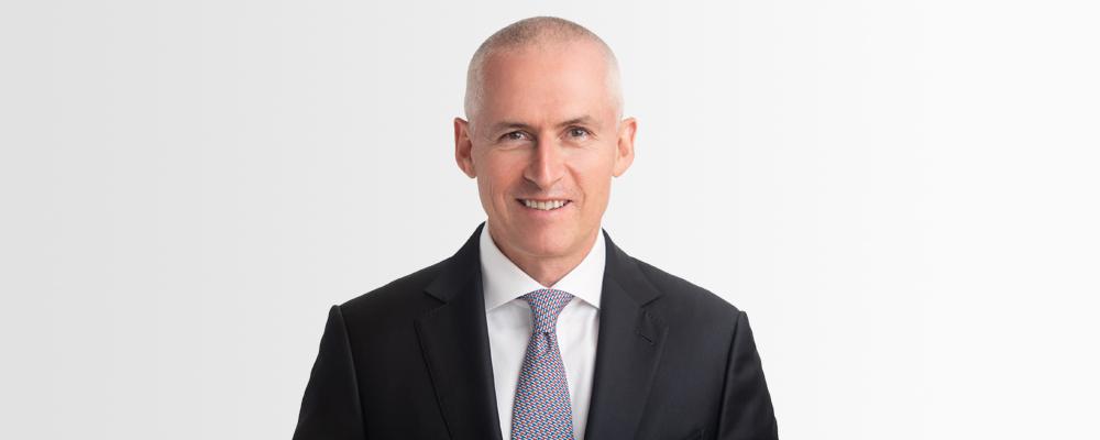 Consultant Declan O'Sullivan