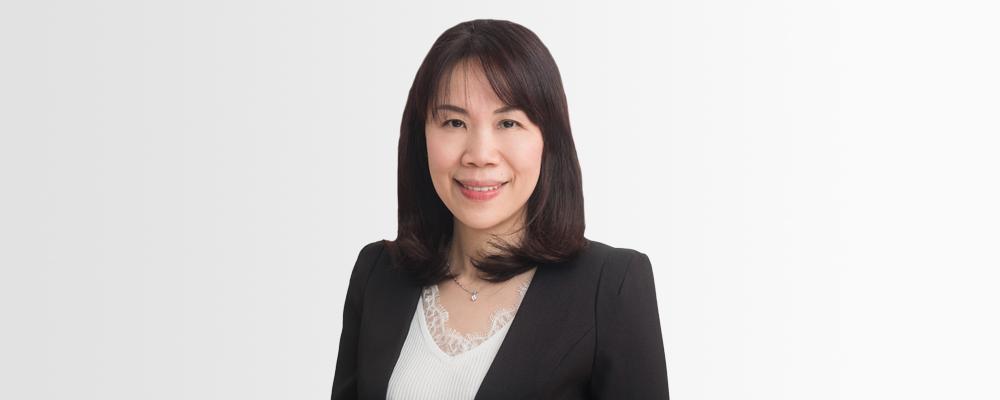 Consultant Jasmine Tan