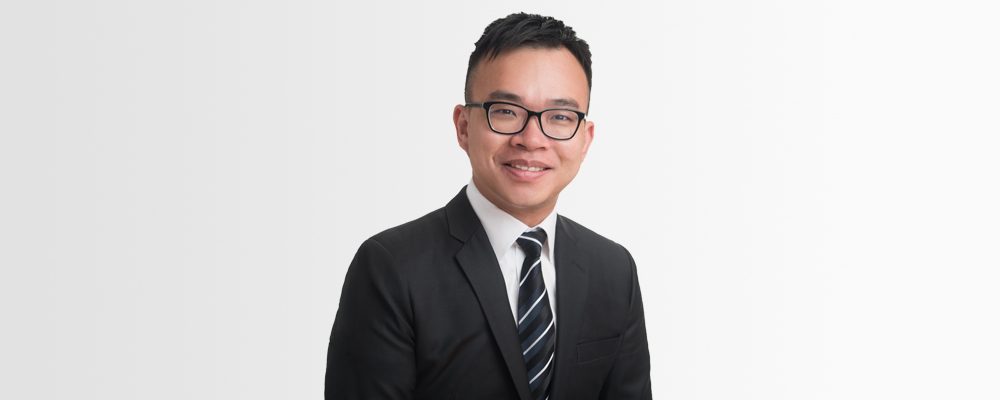Consultant Jeremy Koh