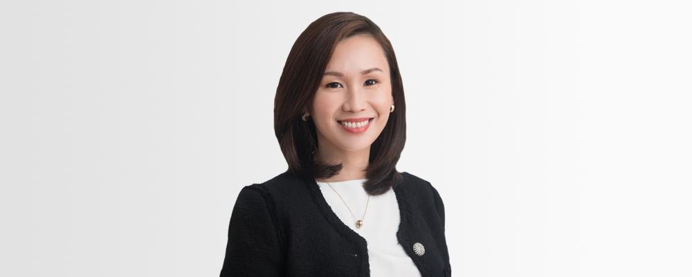 Consultant Joy Seow