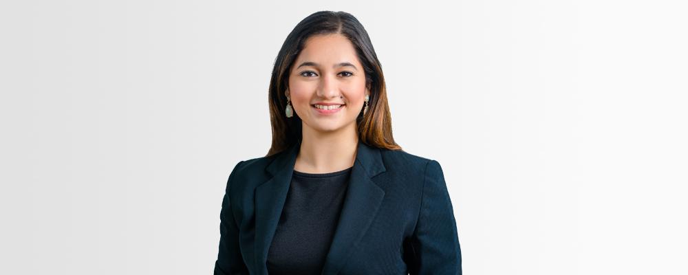 Consultant Shreeya Bhan