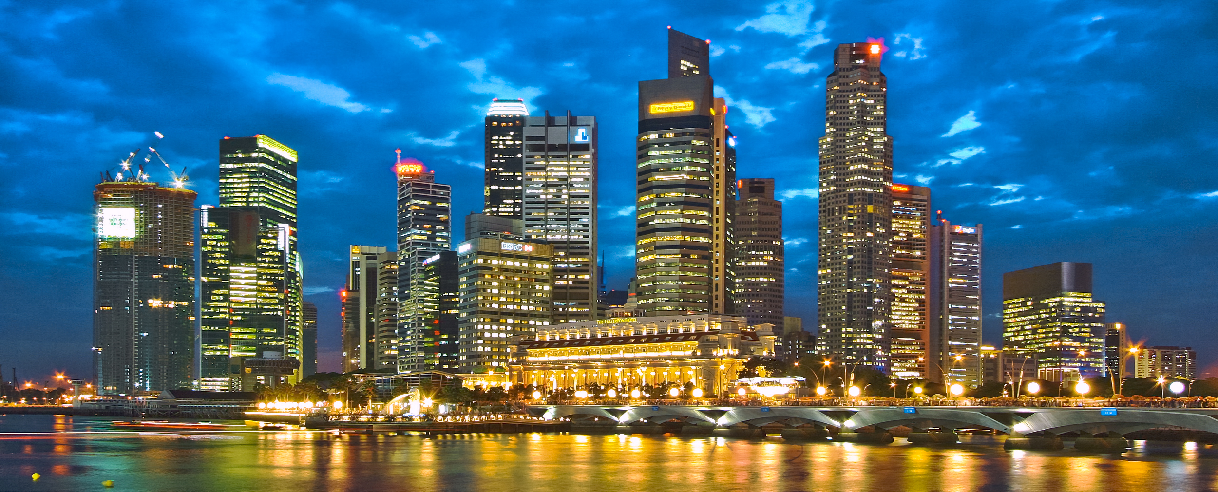 Singapore Glamour Evades London Bankers