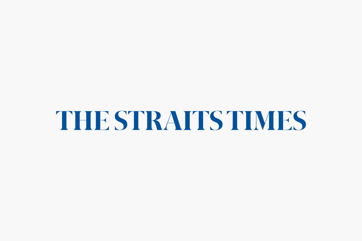 The Straits Times Logo