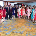Singapore Bicentennial - the Kerry Consulting team