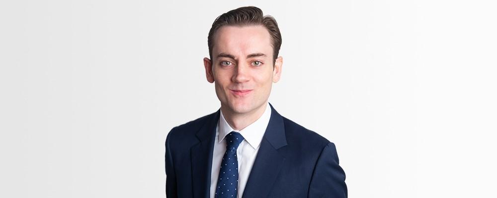 Consultant Kieran McKenna