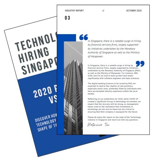 Technology Hiring Singapore